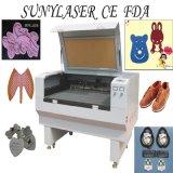 Sunylaser 1200*800mm Laser-Ausschnitt-Maschine für Tuch