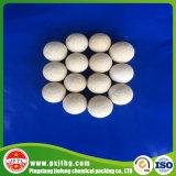 sfere di ceramica inerti come media di sostegno, elemento portante dell'allumina di 25mm 17% di catalizzatore