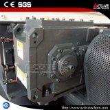 Singola trinciatrice dell'asta cilindrica con la lamierina d'acciaio della forgia per il pneumatico residuo