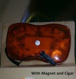 Amber Gele LEIDENE Magnetische Min Lichte Staaf DC12-48V