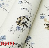 Tissu de mur de PVC, papier peint, PVC Wallcovering, papier de mur de PVC, tissu de mur de PVC, papier peint