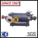 Pompe centrifuge d'aspiration simple à plusieurs étages horizontale pour le produit chimique et l'eau