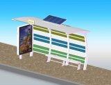Im Freien kundenspezifischer Entwurfs-Bushaltestelle-Schutz