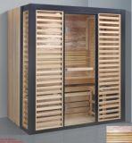 Stanza portatile di legno di sauna del nuovo abete rosso di disegno (AT-8887)