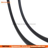 280g/ПК Super Lite 27.5er MTB 27мм креста страны трубчатые углерода легкосплавных колесных дисков