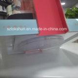 Professional 2-sided la rotation de l'acrylique cosmétique, la filature d'affichage acrylique affichage de la Chine de l'Organiseur de maquillage cosmétique Rack Factory