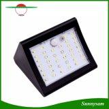 Indicatore luminoso luminoso eccellente alimentato solare del giardino di obbligazione dell'indicatore luminoso 38 LED del sensore di movimento di PIR