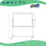 Variété de tailles Moveable Blackboard avec les roues pour les enfants (HG-7001)