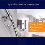 アルミニウムシャワー・ヘッドのホールダーの浴室の設備のシャワーキットの調節可能なシャワーブラケット