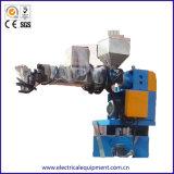Zusatzextruder--Horizontales Kabel-Farben-Einspritzung-Kabel, das Maschine herstellt