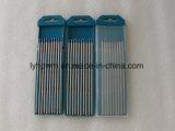 Yttriated électrodes de tungstène wy20 Top Grade fabricant de la Chine