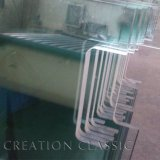 セリウムが付いているシャワーのドアのための和らげられた超明確なガラス