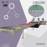 PVC+ASA/PMMA 물결 모양 지붕 장 생산 라인