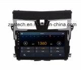 Best Reprodutor de DVD do carro da qualidade 10.1inch para Nissan Teana 2013