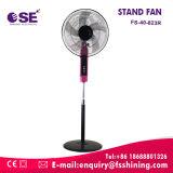 Le 4 velocità registrano il ventilatore del basamento di altezza 16inch con telecomando (FS-40-823R)