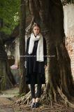 Invierno informal de estilo de moda mujer Coat