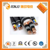 Пламя низкой токсичности низкого напряжения тока - силовой кабель retardant Shipboard гибкий