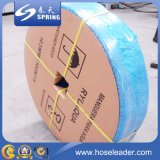 Boyau de Layflat de l'eau d'extincteur de boyau de l'eau de PVC/de Layflat Hose/PVC