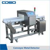 Detector de metales del transportador del certificado del Ce de Digitaces el mejor para el alimento
