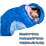 最もよい屋外の存続の防水エンベロプのカップルのためのキャンプの寝袋
