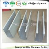 Soffitto di alluminio elegante del deflettore del materiale da costruzione di apparenza di vendita calda