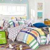中国の絶妙なPercaleシートの寝具は100綿のベッドの衣服をセットした