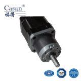 Motor de pasos aprobado NEMA17 del Ce (42SHD0404-19G) con la caja de engranajes, motor de escalonamiento del reductor del engranaje de 42m m para la máquina del CNC