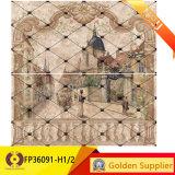 Los materiales de construcción baldosas mosaico mural digital (FP36091)