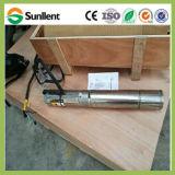 Pompes à eau submersibles électriques de turbine d'acier inoxydable de garantie de bonne qualité