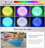 Alloggiamento chiaro subacqueo dell'ABS della piscina del LED per i raggruppamenti della fodera