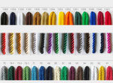 Quatre couleurs sac de papier personnalisé sac cadeau d'impression de l'impression