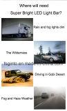21… 3 Enige LEIDENE van de Vlek van de Rij '' 100W Lichte Staaf voor SUV ATV
