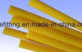 Tubulação de gás soldada 2632 extremidades de Pex do Al de Pex na cor amarela