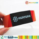GewebeRFID Wristband-Armband des Musik-Festival-NFC NTAG213 elastisches