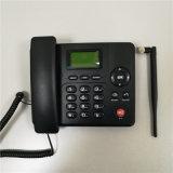 TNC 분리가능한 안테나를 가진 SIM 카드놀이 탁자 전화 3G GSM 탁상용 전화