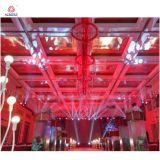 2017 evento di alluminio di illuminazione del fascio del tubo dello zipolo personalizzato Shinestage