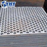 Strati perforati di alluminio della maglia del metallo