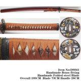 Handmade Katana 5 по-разному имеющихся лезвий