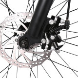 Bike снежка алюминиевого сплава высокого качества с тучными автошинами