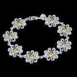 De Vrouwen van Hotsale bloeien de Zilveren Juwelen van de Armband