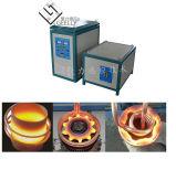 Riscaldatore di induzione di digiuno di velocità del riscaldamento per l'indurimento della tempera dell'attrezzo e dell'asta cilindrica