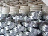 La vente d'usine de liaison du fil en acier galvanisé de calibre 16