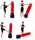 Culbuteur vertical gonflable de modèle de sacs de sable de boxe de PVC