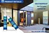 Puate d'étanchéité chimique extérieure de silicones de mastic d'aperçu gratuit