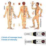 La thérapie électronique d'aimant de crayon lecteur d'acuponcture guérissent la douleur méridienne de Massanger d'énergie de crayon lecteur de massage