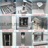 Câmara ambiental programável do teste de corrosão do pulverizador de sal do clima