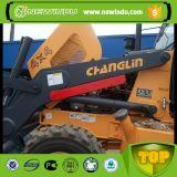 Changlin 630 mini cargadora retroexcavadora en venta