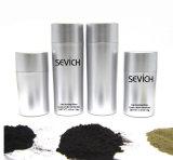 fibra natural do edifício do cabelo da queratina do produto do engrossamento do cabelo de 25g Brown Sevich