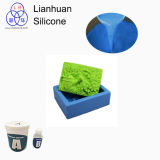 Jabón Molde Silicona Liquida para hacer de caucho de silicona