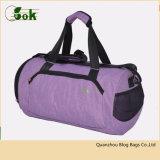 China-Hersteller-Gymnastik-preiswerte Gepäck-Kleidersäcke für Frauen